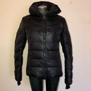 NWT! Bogner Fire + Ice Farina Hooded Puffer Jacket